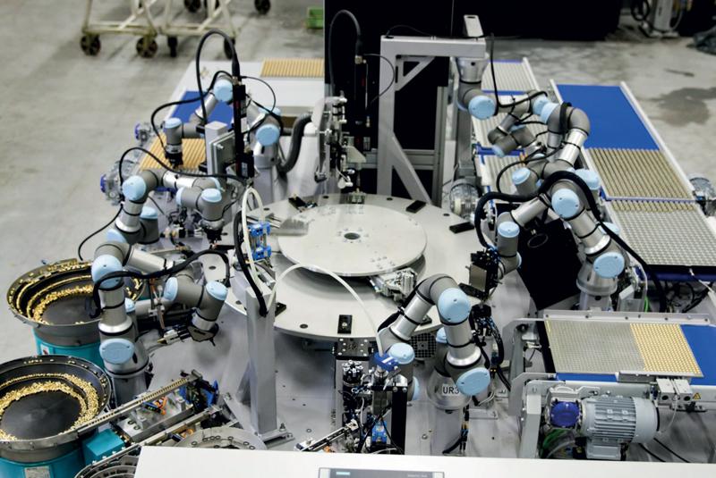 La robotica collaborativa è la chiave d'ingresso al mondo dell'automazione anche per le piccole e medie aziende.