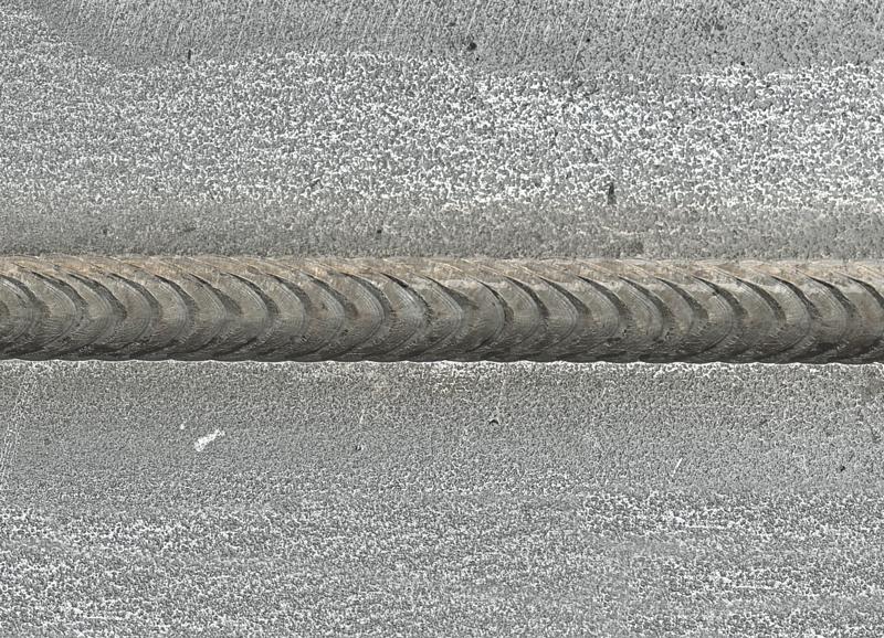 Cordone di saldatura in Acciaio Inox AISI 304 realizzato tramite processo TIG, senza ossidazioni superficiali grazie all'utilizzo di Idrogeno nella miscela di saldatura.