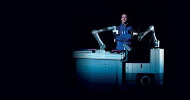 I nostri robot mobili sono sicuri e collaborativi
