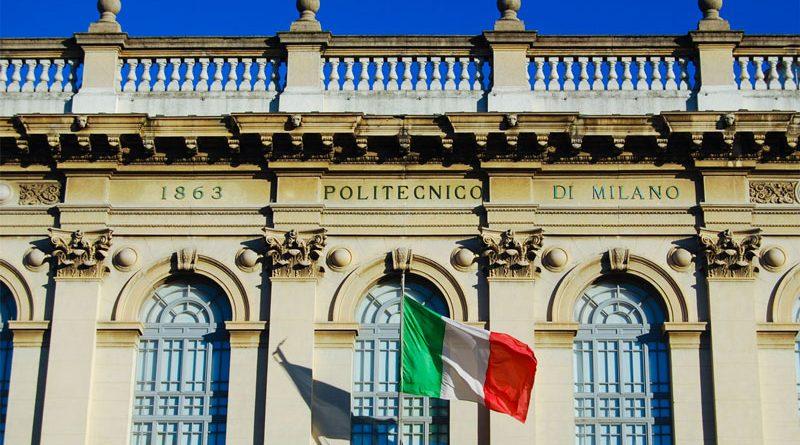 Il Politecnico di Milano si conferma di nuovo primo sia in Ingegneria(che in Architettura e Design.