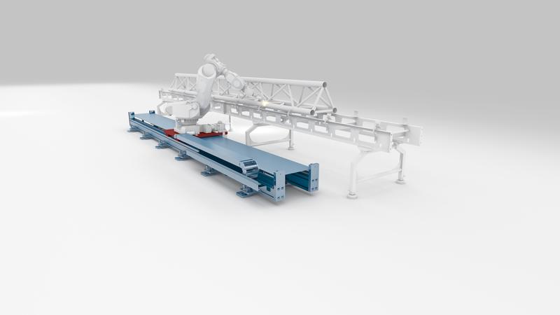 La gamma Seventh Axis Rollon consta ora di 11 modelli in grado di soddisfare le esigenze di ogni processo produttivo.