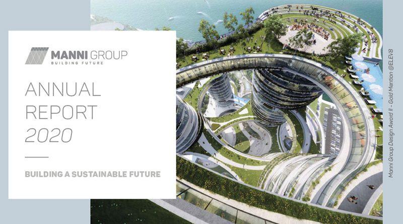 Manni Group chiude il 2020 con oltre 534 milioni di fatturato e investimenti per 23,8 milioni