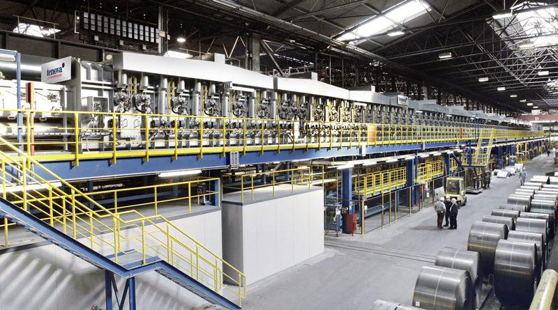 Nuovo ordine per una linea di decarburazione e rivestimento