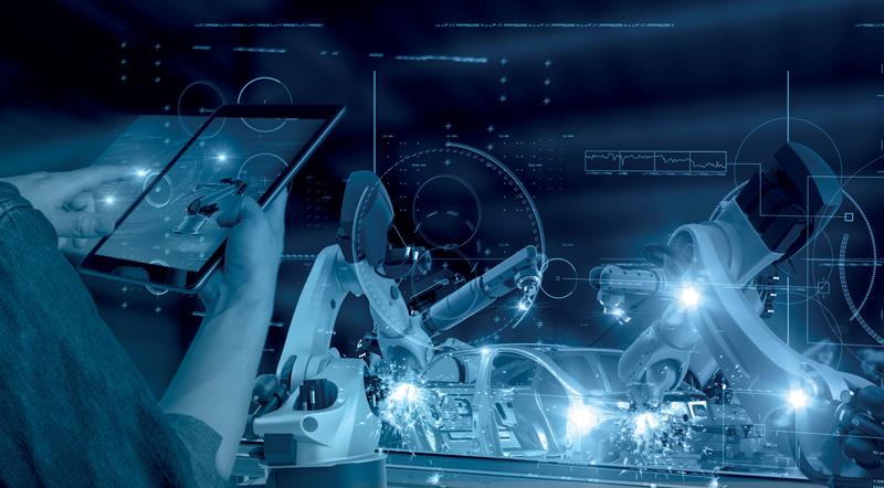 Produzione intelligente: come ridurre i costi grazie alla simulazione