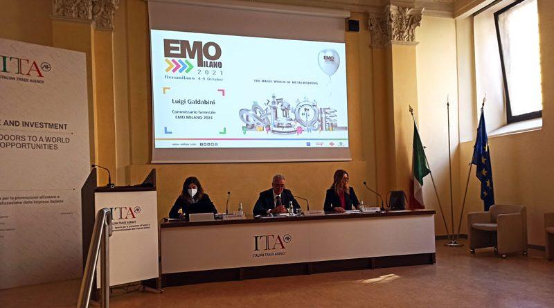 Macchine utensile: per UCIMU nel 2021 la crescita sarà del 22%