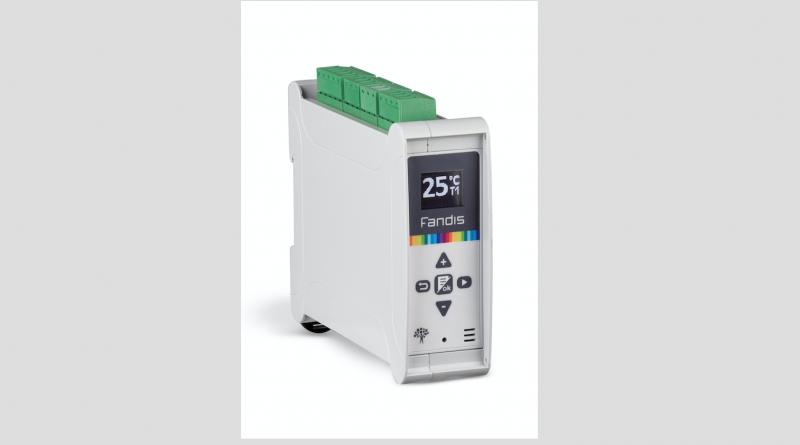 Sensis è il dispositivo di thermal management 4.0 di Fandis.