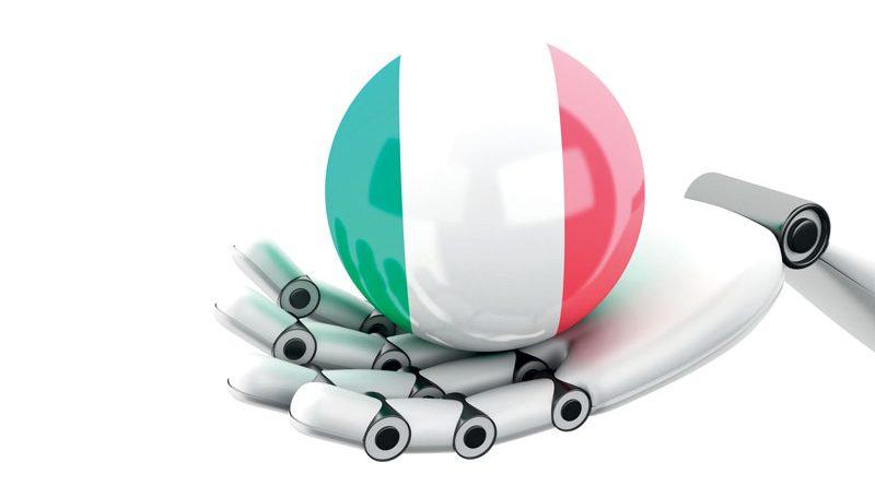 L'Italia ha voglia di robot