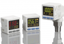The whole digital pressure switch range merges under the same series