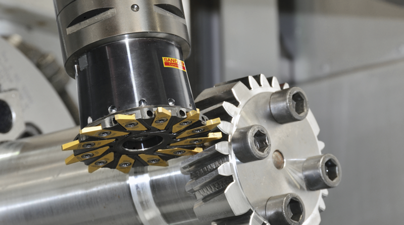 Flexible Gear Machining on Five-Axis Milling Machines