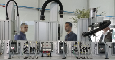 Un esempio di trasformazione digitale in ambito manifatturiero