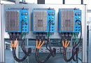 Field distributor for networked intralogistics