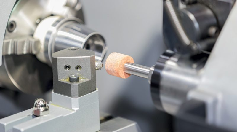 Bearing Condition Monitoring Improves Grinding Process