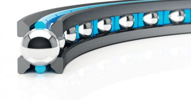 4-Wire Race Bearings for High Performances