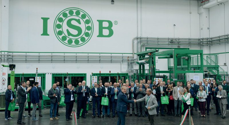 The Inauguration of the New Logistics Pole