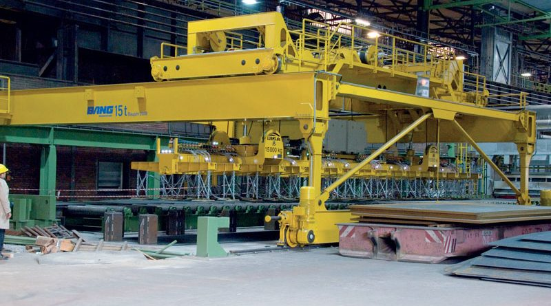 Safe Handling of Heavy Loads with Vacuum Lifting Systems