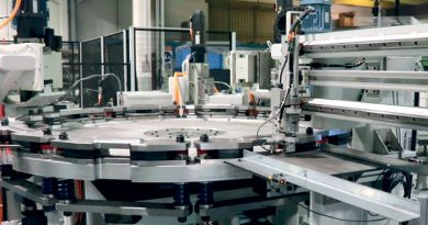 High Level of Integration in the  Production of Flywheel Gear Rings