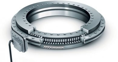 The Modular System for Direct Drive Rotary Tables Comes from a Single Source