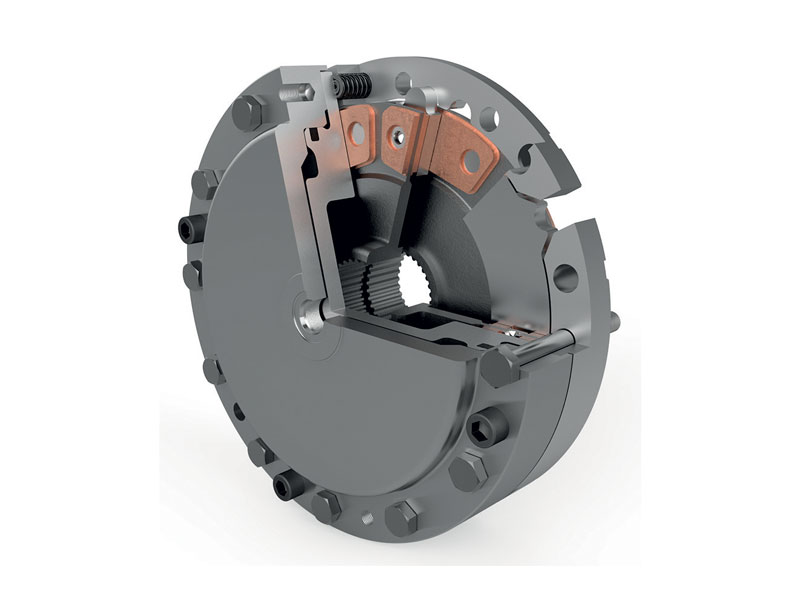 La frizione idraulica KHE di Stromag eroga il 20% in più di coppia trasmissibile in un ingombro compatto.