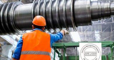 Certificazione Qualità, Ambiente e Sicurezza per tutti gli stabilimenti