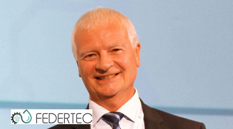 Fausto Villa, Presidente di FEDERTEC, ha annunciato lo slittamento dell'assemblea dei soci all'autunno 2020