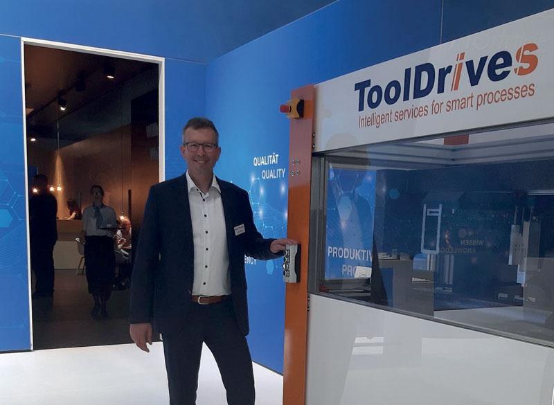 Volker Meier, Amministratore delegato di ToolDrives.