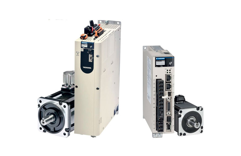 The compact AC servo systems in the Sigma-7 series from Yaskawa already have a proven track record in many application areas: not just woodworking, but also packaging machines, equipment for the manufacture of semi-conductors, and digital presses, to name but a few.