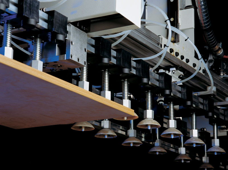 Il comparto italiano delle macchine e degli utensili per la lavorazione del legno ha realizzato nel 2019 un valore pari a 2.266 milioni di euro.