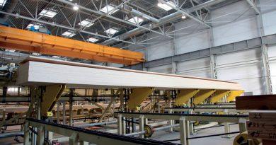 Gli impianti di lavorazione del legno sono soggetti a carichi d'urto e vibrazioni.