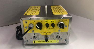 Panasonic ha prodotto 80 prototipi di respiratori per i pazienti covid-19 del Galles