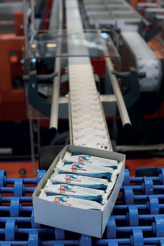 La produzione di alimenti, farmaci e prodotti per la cura della persona e dell'igiene non si è mai fermata, mantenendo a galla l'industria dell'imballaggio.