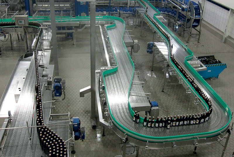 The packaging sector is characterized by a high level of automation.