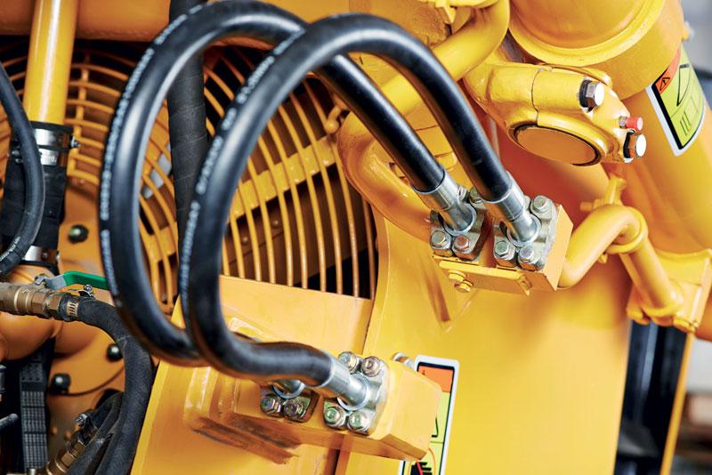 I prodotti Renolin sono utilizzati negli impianti idraulici.
