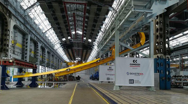 Completati i robot per il Nuovo Ponte di Genova
