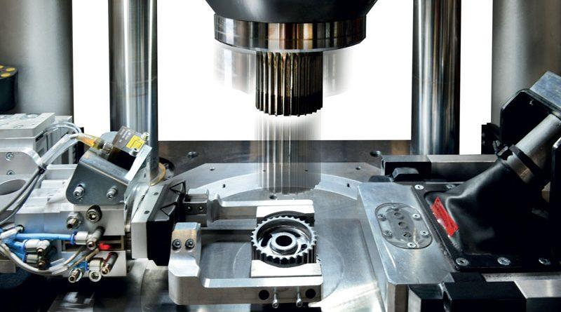 I sensori di posizione Temposonics® di MTS Sensors sono componenti fondamentali nel monitoraggio delle presse per polveri metalliche Sacmi.