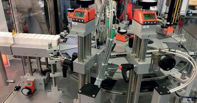 Wireless Position Indicators Ensure Faster Format Switching