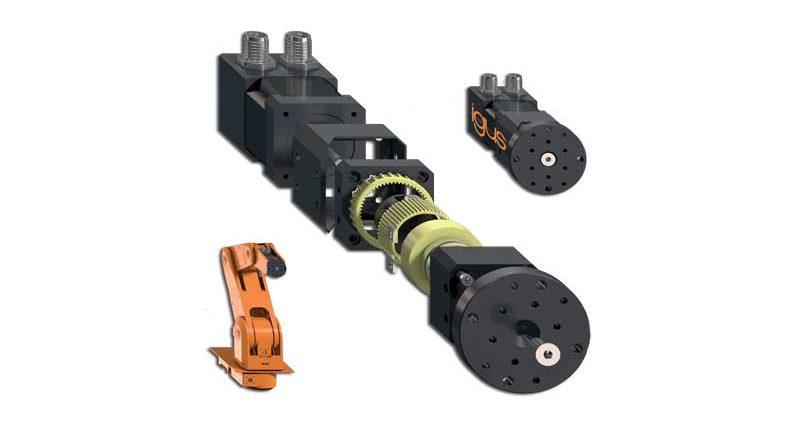 I nuovi riduttori armonici igus realizzati con le plastiche ad alte prestazioni esenti da lubrificazione sono leggeri, a manutenzione ridotta e duraturi.
