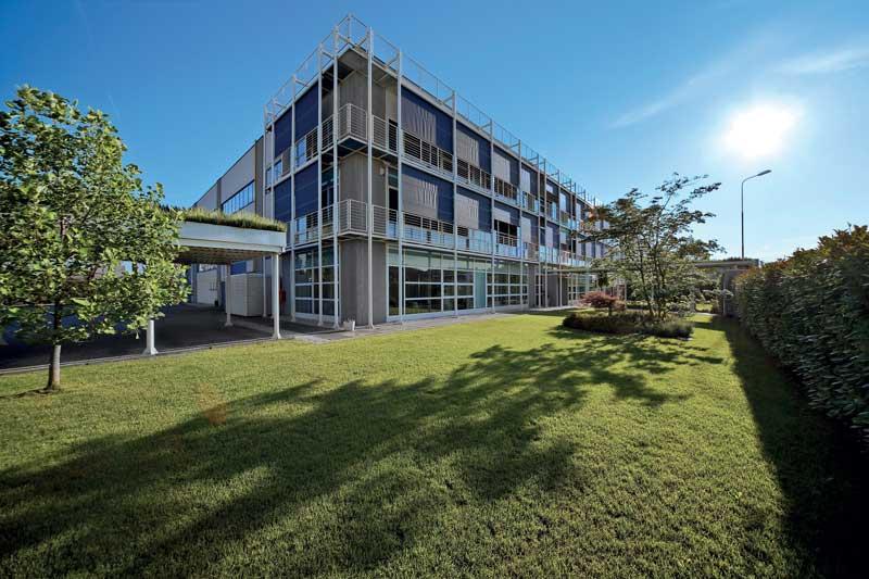 Tierre Group headquarters in Cormano (MI).