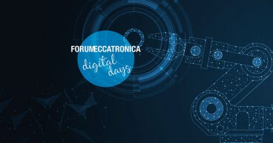Meccatronica Digital Days, 20-21 ottobre