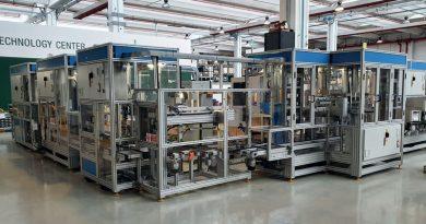 Implementazione pneumatica ed elettrica nel settore automotive