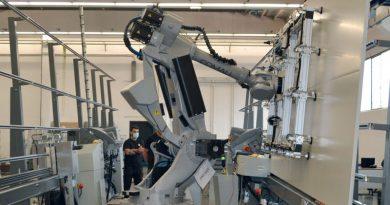 Automatizzare la lavorazione del vetro piano