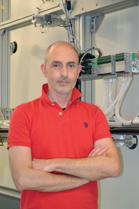 Gianfranco Agazzi è R&D Manager presso Bavelloni.