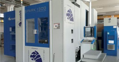 Azionamenti mandrino robusti e dinamici per lavorare il titanio