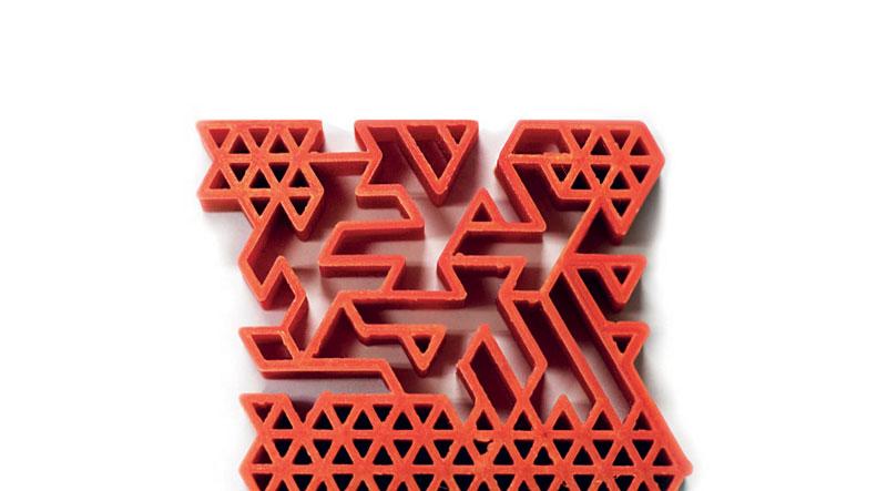 Gli attuatori progettati dalla AI sono poi stati stampati in 3D.