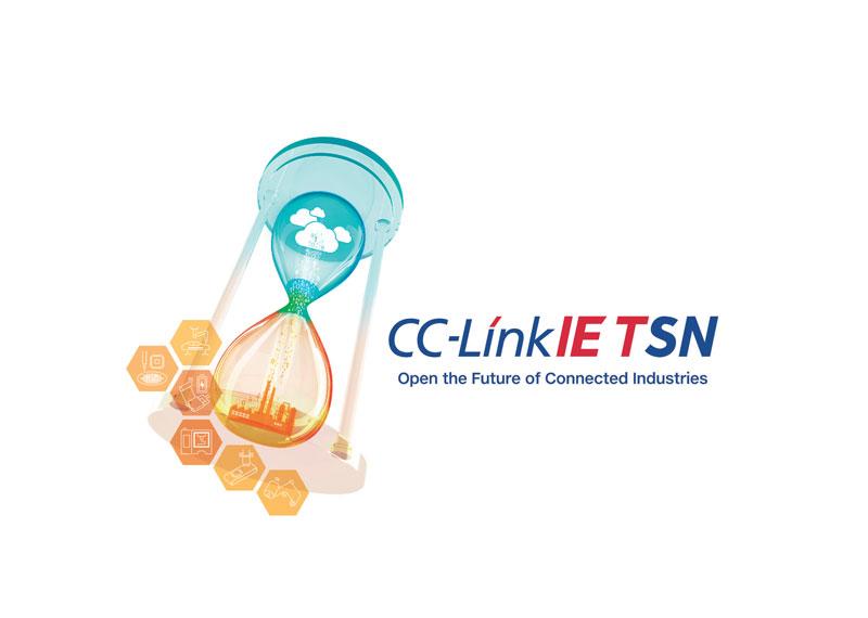 CC-Link IE TSN di CLPA è la prima tecnologia Ethernet aperta che fonde la larghezza di banda Gigabit con le funzionalità chiave del protocollo TSN, ovvero la sincronizzazione temporale e la prioritizzazione del traffico.