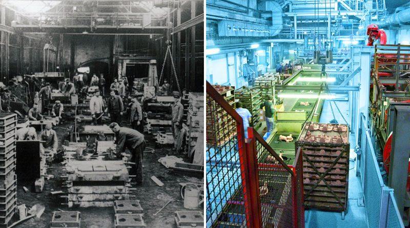 225 anni di sviluppo