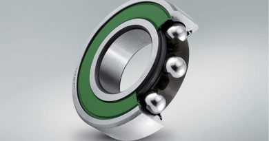Bearings Adapt to Servomotor Requirements