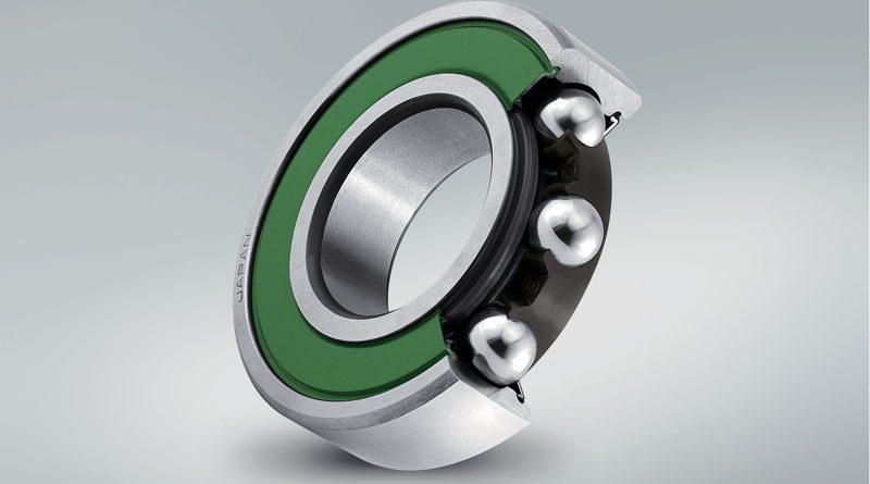 NSK ha sviluppato lubrificanti e tenute speciali per la sua gamma di cuscinetti radiali rigidi a sfere specifici per servomotori.