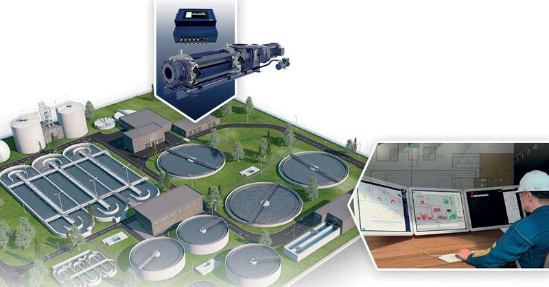 """Con """"SCT AutoAdjust"""", Seepex ha ulteriormente sviluppato e digitalizzato la sua Smart Conveying Technology (SCT)"""