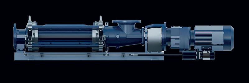 Con SCT AutoAdjust il ritensionamento dello statore viene eseguito in automatico.