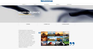 Online il nuovo sito web di Duplomatic